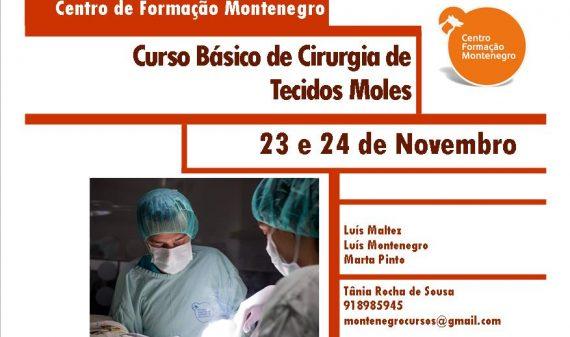 Curso Básico de Cirurgia de Tecidos Moles